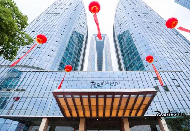 杭州博地中心丽筠酒店开业庆典